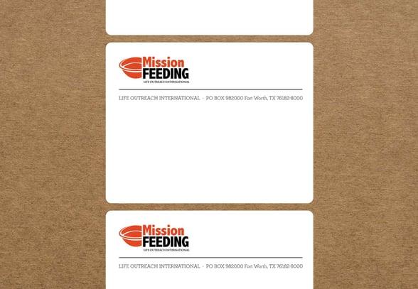 mailing-label-on-box
