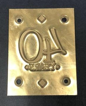 sixb_40th_anniversary-hotstamp-plate