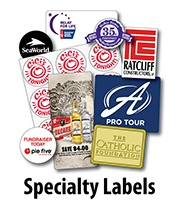 specialty-labels