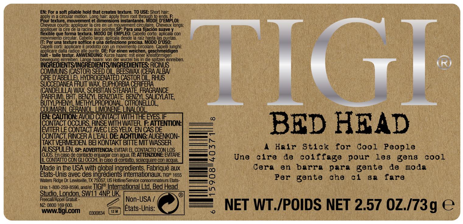 TIGI-bedhead-cosmetic-label