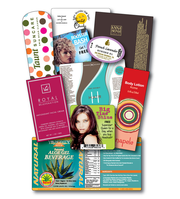 Six Steps to Outstanding Custom Cosmetic Labels